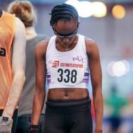 Eaubonne : le meeting d'athlétisme de Keren Effam, sprinteuse malvoyante