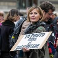 Grève et manifestation à France Télévisions