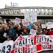 Paris : défilé pour l'égalité et contre le racisme