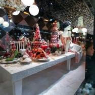 Les vitrines de Noël 2013 des grands magasins à Paris