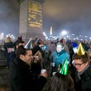 Nouvel An : 300.000 personnes sur les Champs-Elysées