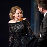 César 2014 : Sara Forestier fait son apparition à la cérémonie