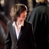 César 2014 : Le jeune Nemo Schiffman assiste à la cérémonie
