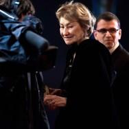 César 2014 : Marisa Borini s'est rendue à la cérémonie