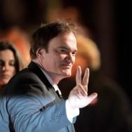 César 2014 : Le réalisateur Quentin Tarantino assiste à la cérémonie