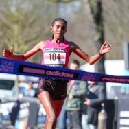Semi-marathon de Paris : victoire de l'Ethiopienne Yebrgual Melese