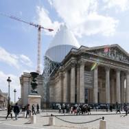 Paris : une restauration historique du Panthéon