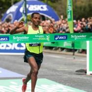 L'Ethiopien Bekele triomphe au marathon de Paris
