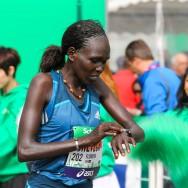Marathon de Paris : La Kényane Cheyech s'impose