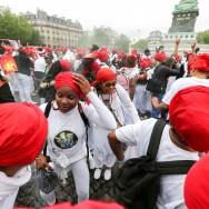 Une marche contre la violence aux Antilles