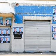 Paris : la campagne présidentielle algérienne s'affiche