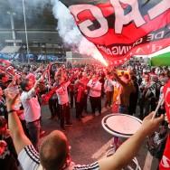Coupe de France de football : Guingamp toujours en avant