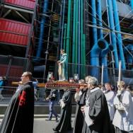 Paris : procession pour les 800 ans du Roi Saint-Louis