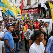 Paris : les Kurdes dénoncent les massacres commis en Irak