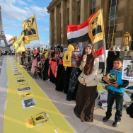 Manifestation en soutien à Mohamed Morsi