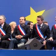 Ravier et Rachline deviennent les premiers sénateurs FN de la Ve République