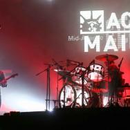 Massive Attack  sur scène à la Fête de l'Humanité