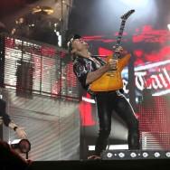 Fête de l'Humanité : les Scorpions sur scène  à la Courneuve