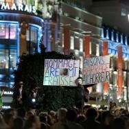 Mort de Rémi Fraisse: manifestation illégale à Paris