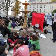 Paris : Journée de rassemblement contre les violences policières