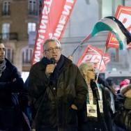 Paris : rassemblement pour la reconnaissance de l'Etat de Palestine