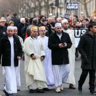 Marche républicaine : près de 1,5 million de manifestants à Paris