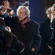 Jean Rochefort et sa fille aux César 2015
