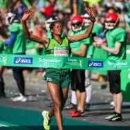 L'Éthiopienne Meseret Mengistu s'adjuge le marathon de Paris