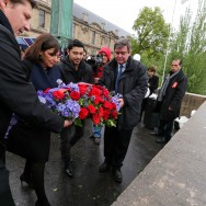 Paris : hommage à Brahim Bouarram, jeté dans la Seine en 1995