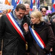 Le défilé du 1er mai 2015 du Front national