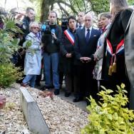 Bagneux : la plaque en mémoire d'Ilan Halimi reprend sa place