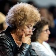 Saint-Denis : Angela Davis invitée du Parti des Indigènes de la République