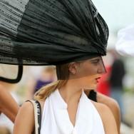 Prix de Diane : la star c'est le chapeau !