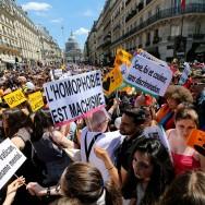 Gay Pride : des milliers de personnes défilent dans la capitale
