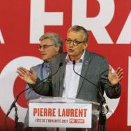Fête de l'Humanité : les cadres du Parti communiste réunis à La Courneuve