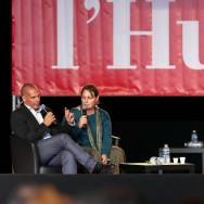 Fête de l'Humanité : Yanis Varoufakis applaudi par les militants