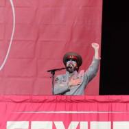 Fête de l'Humanité : Soviet Suprême en concert sur la grande scène