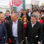 Fête de l'Humanité : rassemblement des figures anti-austérité européennes