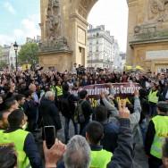 Attentat d'Ankara : les turcs se rassemblent à Paris