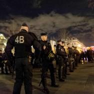 Nouvel an : Plus de 100 000 policiers et gendarmes mobilisés en France