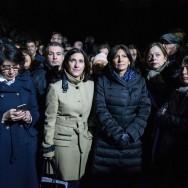 Paris : Anne Hidalgo et Yael Halimi rendent hommage à Ilan
