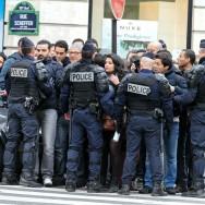 Paris : le M20F empêché de manifester devant l'ambassade du Maroc