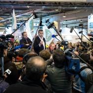 La FNSEA présente des « excuses » à François Hollande pour les insultes au Salon de l'agriculture