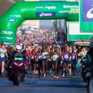 Marathon de Paris : record de participants pour la 40e édition