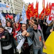 Manifestations contre la loi Travail  : mobilisation en baisse