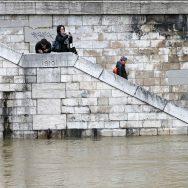 Crue de la Seine: Après un pic à 6,10 mètres, «on n'ira pas plus haut»