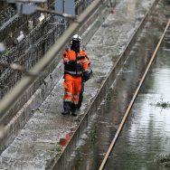 Inondations : pas de retour à la normale du trafic SNCF avant jeudi