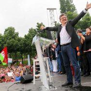 Jean-Luc Mélenchon vise la victoire en 2017