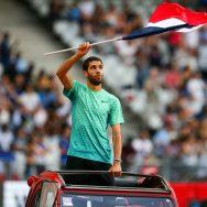 Meeting de Paris : défilé de champions olympiques