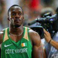 Ligue de Diamant : l'Ivoirien Ben Youssef Meité s'impose au 100m.